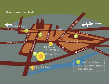 Downtownmap